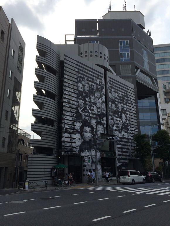 Omotesando Architecture