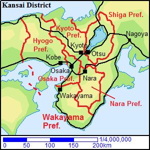 Map-k64-wakayama-pref