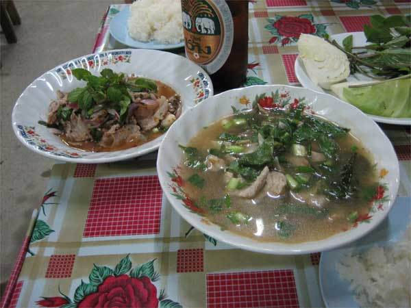 Lost in translation thai food for Cuisine translate